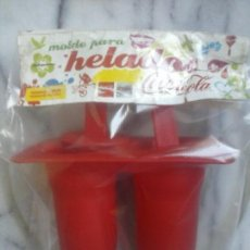 Coleccionismo de Coca-Cola y Pepsi: MOLDE HELADOS - COCA COLA .. Lote 62276872