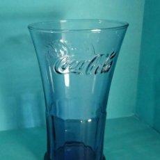 Coleccionismo de Coca-Cola y Pepsi: VASO DE COCA COLA. ALTURA 14 CM. Lote 62374352
