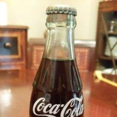 Coleccionismo de Coca-Cola y Pepsi: BOTELLA COCA COLA SERIGRAFIADA 19 CL. LETRAS SERIGRAFIADAS. FINALES DE LOS AÑOS 80, PRINCIPIOS 90.. Lote 62441371