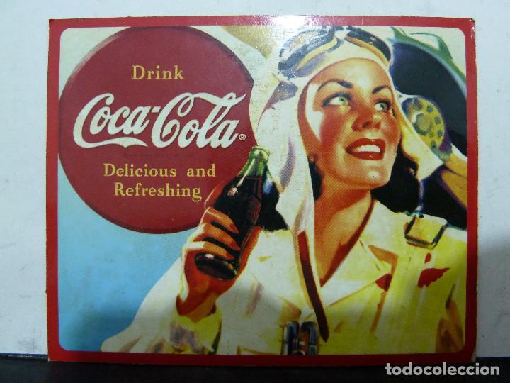 Coleccionismo de Coca-Cola y Pepsi: 8 IMANES DE NEVERA PROPAGANDA DE COCA COLA - Foto 3 - 62673108
