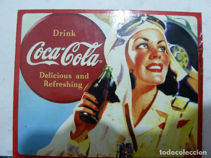 Coleccionismo de Coca-Cola y Pepsi: 8 IMANES DE NEVERA PROPAGANDA DE COCA COLA - Foto 4 - 62673108