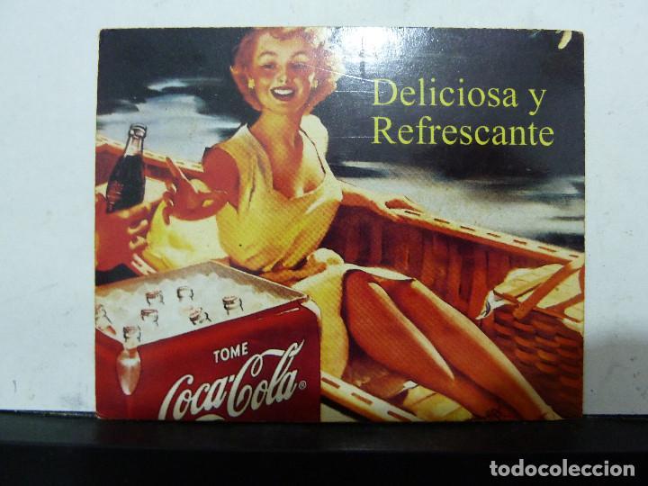 Coleccionismo de Coca-Cola y Pepsi: 8 IMANES DE NEVERA PROPAGANDA DE COCA COLA - Foto 8 - 62673108