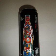 Coleccionismo de Coca-Cola y Pepsi: LATA COCA COLA DIBUJO MONUMENTOS PORTUGAL CENTRO HISTORICO DO PORTO NUEVA SIN ABRIR. Lote 63128816