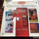 Coleccionismo de Coca-Cola y Pepsi: COCA COKA MEMORABILIA. Lote 63378866