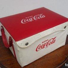 Coleccionismo de Coca-Cola y Pepsi: NEVERA PORTATIL AÑOS 60 O 70.. Lote 63528564