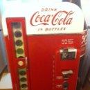 Coleccionismo de Coca-Cola y Pepsi: NEVERA COCA-COLA VENDO 81 USA 1950S / VINTAGE COCA-COLA DISPENSING MACHINE / RESTAURADA. Lote 64394703