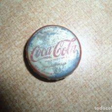 Coleccionismo de Coca-Cola y Pepsi: ANTIGUA CHAPA CORONA COCACOLA COCA-COLA COCA COLA. Lote 66013422