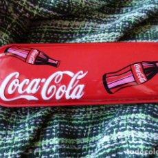Coleccionismo de Coca-Cola y Pepsi: PLUMIER COCA COLA A ESTRENAR. Lote 66906806