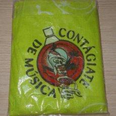 Coleccionismo de Coca-Cola y Pepsi: PAÑUELO PUBLICIDAD COCACOLA. Lote 67418757