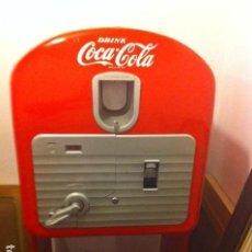 Coleccionismo de Coca-Cola y Pepsi: NEVERA COCA-COLA VENDORLATOR VMC 27. FABRICADA DE 1948 A 1955. ORIGINAL.. Lote 68372337