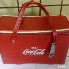 Coleccionismo de Coca-Cola y Pepsi: ANTIGUA NEVERA COCA COLA AÑOS 70. Lote 68587609