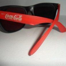Coleccionismo de Coca-Cola y Pepsi: GAFAS PUBLICIDAD COCA-COLA. Lote 68704017