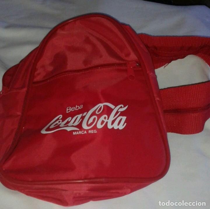 MOCHILA COCA COLA (Coleccionismo - Botellas y Bebidas - Coca-Cola y Pepsi)
