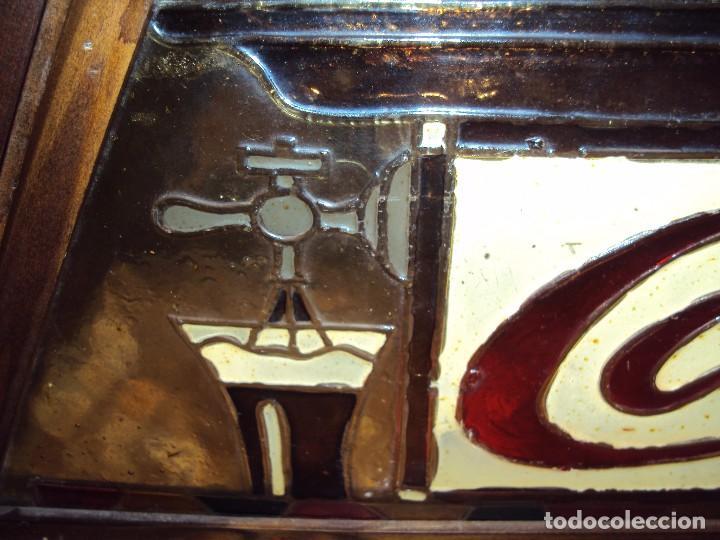 Coleccionismo de Coca-Cola y Pepsi: (ANT-161267)PRECIOSO LETRERO LUMINOSO COCA-COLA FINALES AÑOS 60 ??? - Foto 8 - 69256301