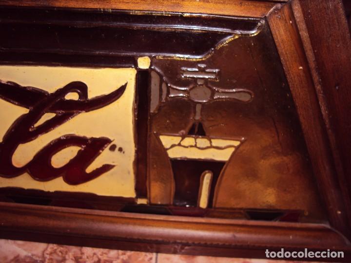 Coleccionismo de Coca-Cola y Pepsi: (ANT-161267)PRECIOSO LETRERO LUMINOSO COCA-COLA FINALES AÑOS 60 ??? - Foto 9 - 69256301