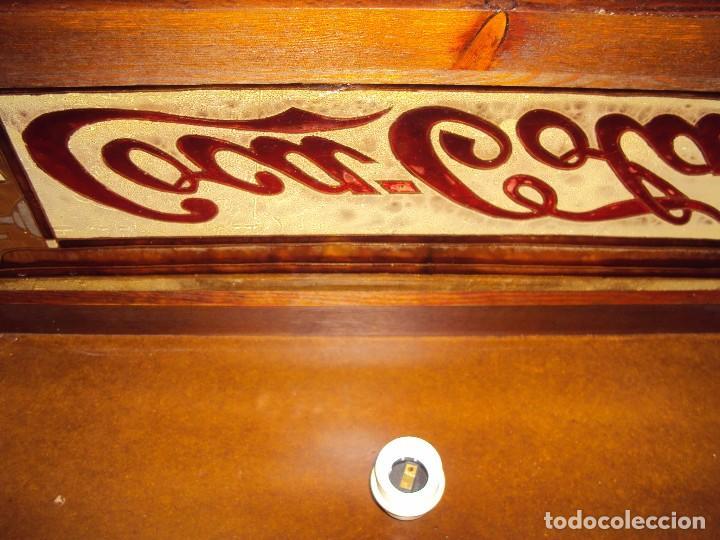 Coleccionismo de Coca-Cola y Pepsi: (ANT-161267)PRECIOSO LETRERO LUMINOSO COCA-COLA FINALES AÑOS 60 ??? - Foto 26 - 69256301