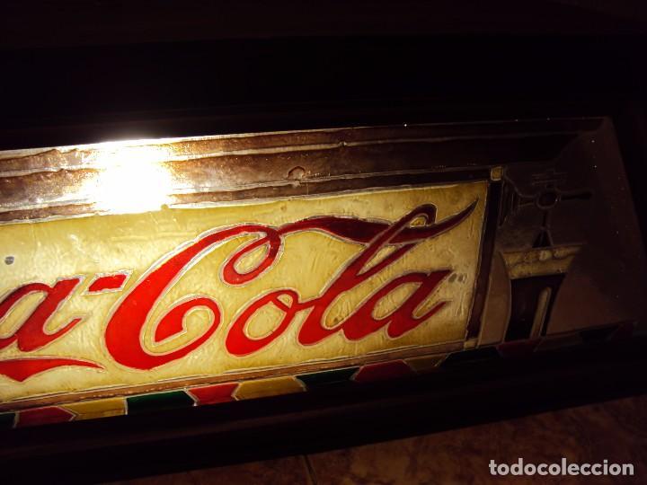 Coleccionismo de Coca-Cola y Pepsi: (ANT-161267)PRECIOSO LETRERO LUMINOSO COCA-COLA FINALES AÑOS 60 ??? - Foto 38 - 69256301