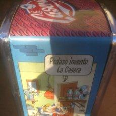 Coleccionismo de Coca-Cola y Pepsi: ORIGINAL SERVILLETERO LA CASERA. Lote 71776607