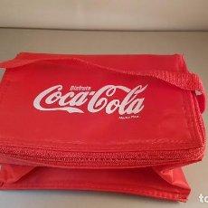 Coleccionismo de Coca-Cola y Pepsi: NEVERA DE PLAYA DE COCA COLA . TAMAÑO 21X11X12 CM. NUEVA SIN USAR. Lote 72719963