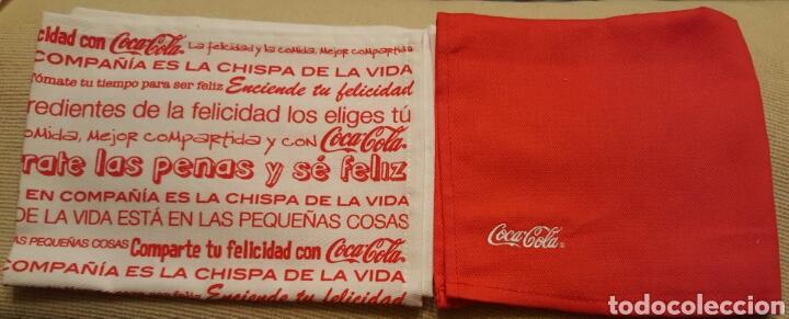12 SERVILLETAS DE COCA COLA (Coleccionismo - Botellas y Bebidas - Coca-Cola y Pepsi)