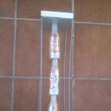 Coleccionismo de Coca-Cola y Pepsi: EXPOSITOR PUBLICITARIO DE COCA-COLA LIGHT, ESPECIAL 25 ANIVERSARIO.. Lote 73609051