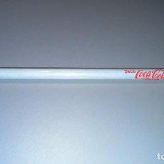 Coleccionismo de Coca-Cola y Pepsi: LÁPIZ PUBLICITARIO - LÁPIZ ANTIGUO - COCA COLA - CON GOMA DE BORRAR. Lote 74606575