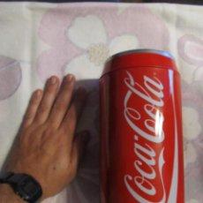 Coleccionismo de Coca-Cola y Pepsi: M69 HUCHA TAMAÑO GRANDE IMITANDO ENVASE DE LATA DE COCA COLA. Lote 75144391
