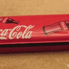Coleccionismo de Coca-Cola y Pepsi: ESTUCHE METALICO PROMOCIONAL DE LA MARCA COCA COLA, BEBIDA COCACOLA, A ESTRENAR, AÑO 2006.. Lote 75602875