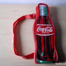 Coleccionismo de Coca-Cola y Pepsi: ESTUCHE PLUMIER COCA COLA AÑOS 90. Lote 75942095