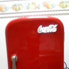 Coleccionismo de Coca-Cola y Pepsi: NEVERA COCA COLA PEQUEÑA MEDIDAS 18 X 25 X 27. Lote 141221504