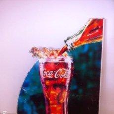 Coleccionismo de Coca-Cola y Pepsi: CARTEL COCA COLA, FRANCIA. Lote 68777293