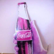 Coleccionismo de Coca-Cola y Pepsi: CARTEL COCA COLA. Lote 68779113