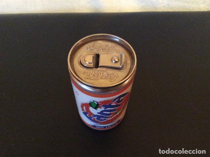 Coleccionismo de Coca-Cola y Pepsi: Lata Mechero de Coca Cola. Fanta - Foto 2 - 77245021