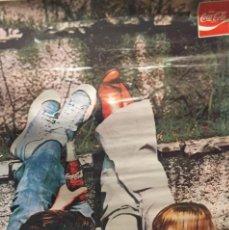 Coleccionismo de Coca-Cola y Pepsi: POSTER COCA-COLA. Lote 80630590