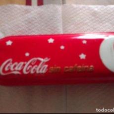 Coleccionismo de Coca-Cola y Pepsi: PLUMIER COCA COLA DOS PISOS. Lote 82170928