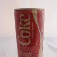 Coleccionismo de Coca-Cola y Pepsi: LATA COKE, VACIA, COCA-COLA, AÑOS 80 . Lote 84123876