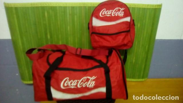 Coleccionismo de Coca-Cola y Pepsi: BOLSA DEPORTE CON MOCHILA...de Coca Cola - Foto 3 - 84555844