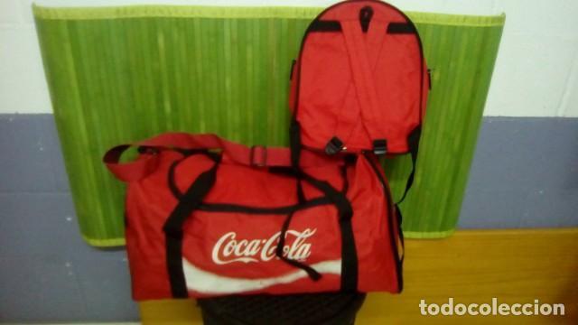 Coleccionismo de Coca-Cola y Pepsi: BOLSA DEPORTE CON MOCHILA...de Coca Cola - Foto 4 - 84555844