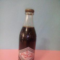 Coleccionismo de Coca-Cola y Pepsi: BOTELLA DE COCACOLA LLENA DEL MUNDIAL 82. Lote 85158540