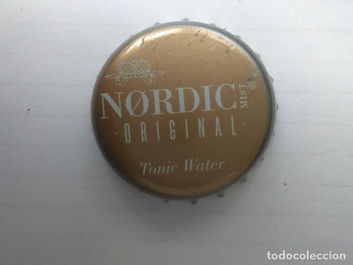 TAPON CORONA BOTTLE CAP KRONKORKEN TAPPI CAPSULE_NORDIC ORIGINAL (Coleccionismo - Botellas y Bebidas - Coca-Cola y Pepsi)