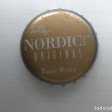 Coleccionismo de Coca-Cola y Pepsi: TAPON CORONA BOTTLE CAP KRONKORKEN TAPPI CAPSULE_NORDIC ORIGINAL. Lote 85340084