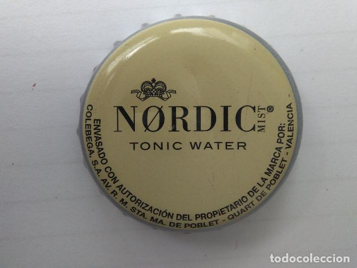 TAPON CORONA BOTTLE CAP KRONKORKEN TAPPI CAPSULE_NORDIC (Coleccionismo - Botellas y Bebidas - Coca-Cola y Pepsi)