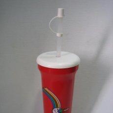 Coleccionismo de Coca-Cola y Pepsi: BOTE OFICIAL DE COCA COLA EN LA EXPO 92 DE SEVILLA. AÑO 1989. Lote 85920576