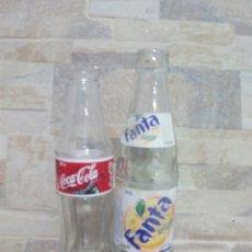 Coleccionismo de Coca-Cola y Pepsi: LOTE DE COCACOLA Y FANTA. Lote 86110944