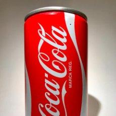 Coleccionismo de Coca-Cola y Pepsi: ANTIGUA LATA BOTE DE COCA COLA , ESPAÑOLA. Lote 86346100