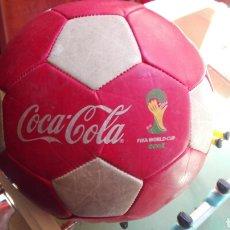 Coleccionismo de Coca-Cola y Pepsi: BALÓN COCA COLA 2014. Lote 86733442