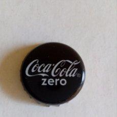 Coleccionismo de Coca-Cola y Pepsi: CHAPA COCA-COLA ZERO,PORTUGAL.. Lote 87089788