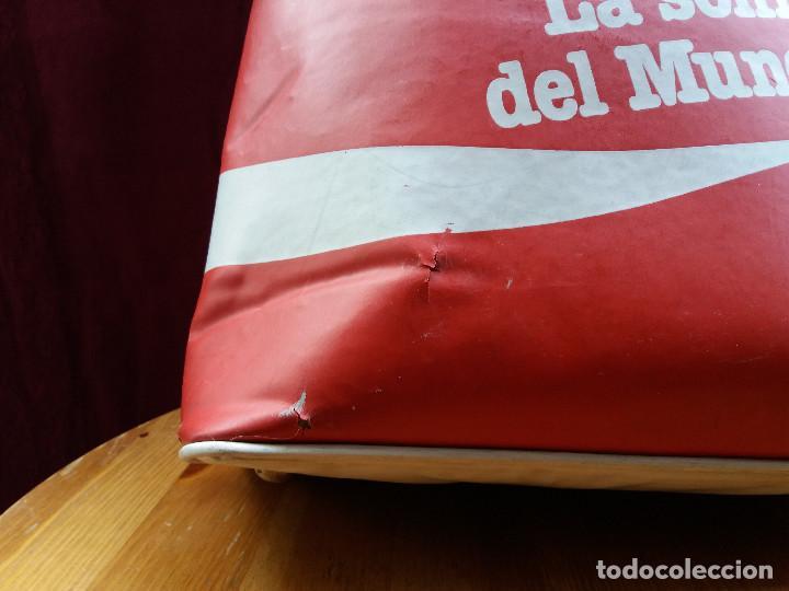 Coleccionismo de Coca-Cola y Pepsi: NEVERA COCA COLA MUNDIAL 82, CON DOS ASAS - Foto 14 - 87662072