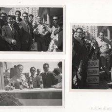 Coleccionismo de Coca-Cola y Pepsi: INTERESANTE FOTOGRAFIAS PEPSI COLA POSIBLEMENTE UNA PRESENTACION MEDIDAS 10,5 X 7,5 CM. Lote 87684268