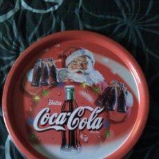 Coleccionismo de Coca-Cola y Pepsi: BANDEJA COCA COLA AÑOS 80. Lote 61875196